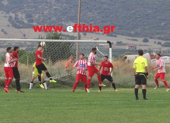 Ο Ολυμπιακός Λαμίας 3-0 τον μαχητικό Αστέρα Σταυρού