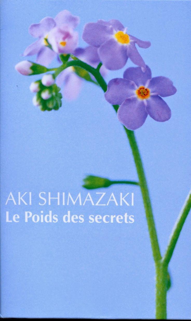 """DIARIO DE UN ABURRIDO: """"El peso de los secretos"""" de Aki Shimazaki"""