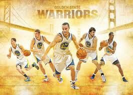 Golden state is in the conference final hope they win, they my team.