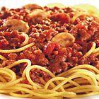 Een heerlijk recept: Spaghetti met gehakt en roomkaas