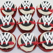 Cupcakes Wrestling WWE