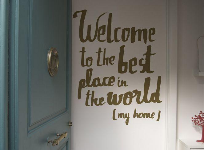 Hommu® vinilos decorativos eco-chic :: Haz que tu casa sea tu casa :: Best place