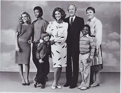 DIFF'RENT STROKES GARY COLEMAN VINTAGE TV CAST PHOTO