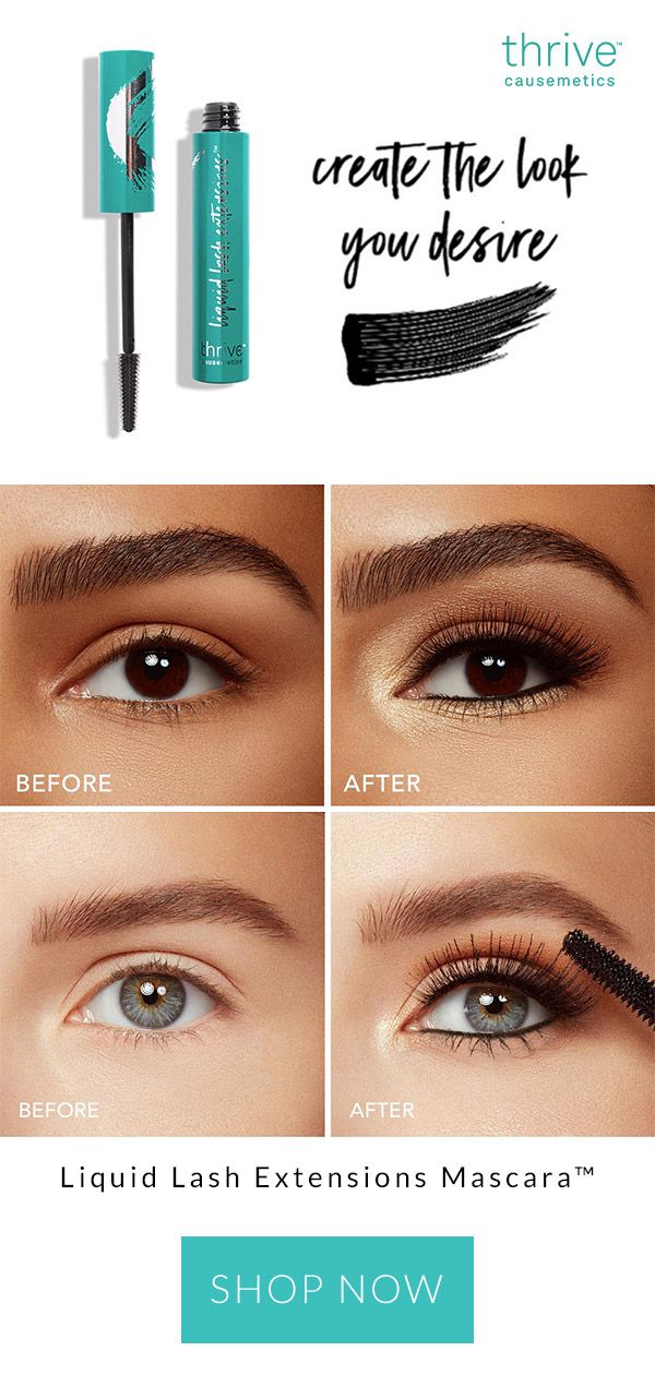 5822a108df7 Get the coveted look of lash extensions with the ease of a mascara using  our highly-anticipated Liquid Lash Extensions Mascara.