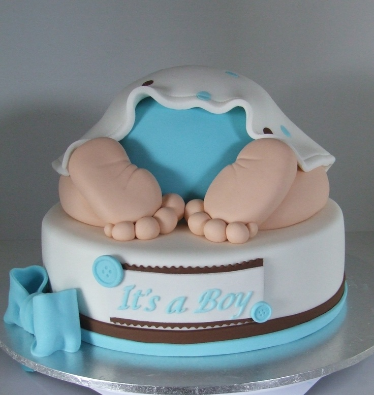 Baby Bum Cake Images : 21 best baby shower cake images on Pinterest Baby shower ...