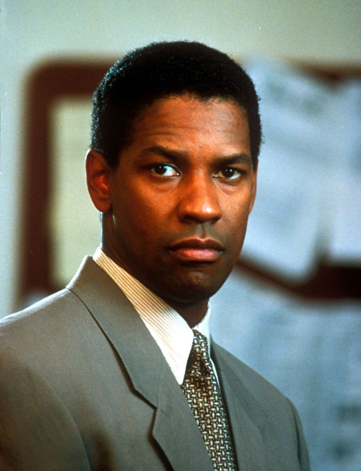 Denzel Washington Retro Hairstyle » Hairstyles for Men