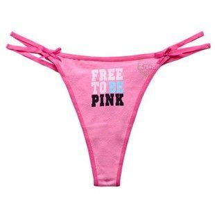 £12.99 Victoria Secret UK VString Mutandine
