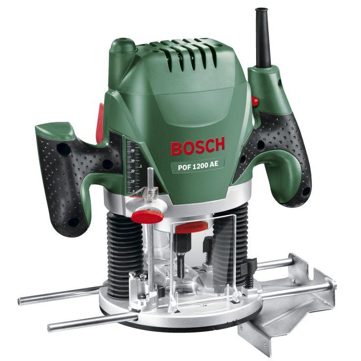 Bosch Overfræser 230V - POF 1200 AE
