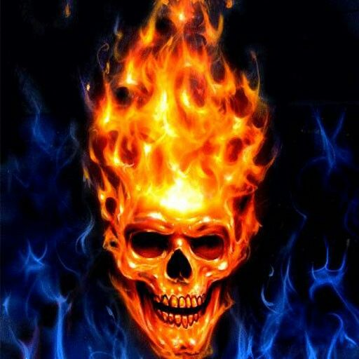 7 best random images on pinterest skull skull art and skulls fire voltagebd Choice Image