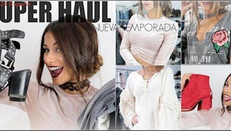 SÚPER HAUL DE ROPA NUEVA TEMPORADA Zara, Pull&Bear, Asos...