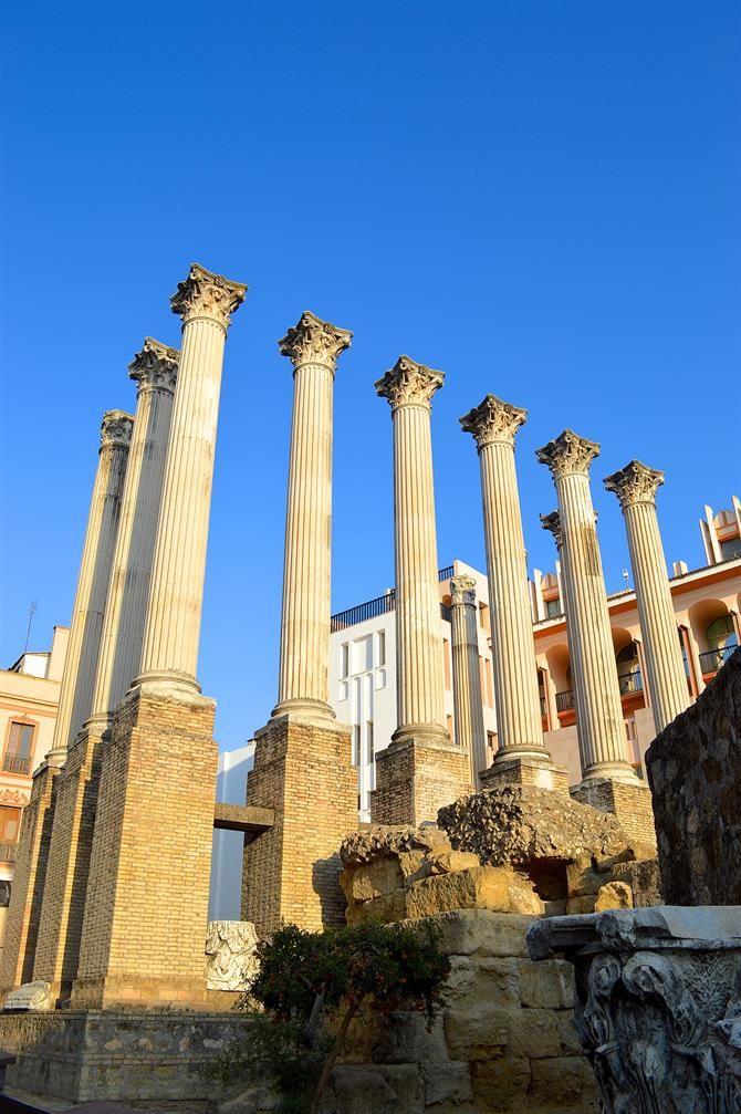 Temple romain, Cordoue - Andalousie (Espagne)