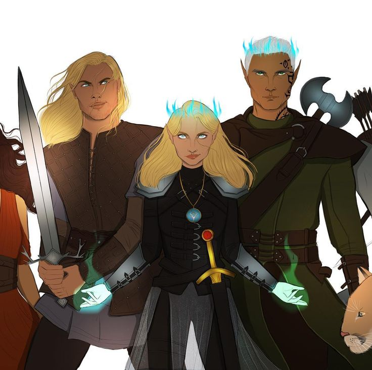 Throne of glass characters part 2