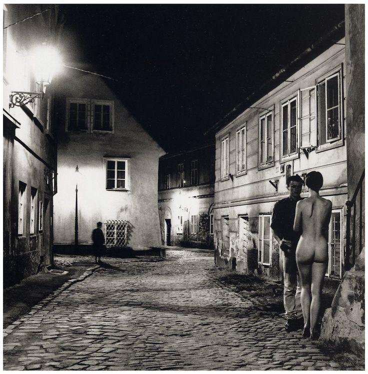 by Helmut Newton, Rencontres d'Arles (soirée) in 1994