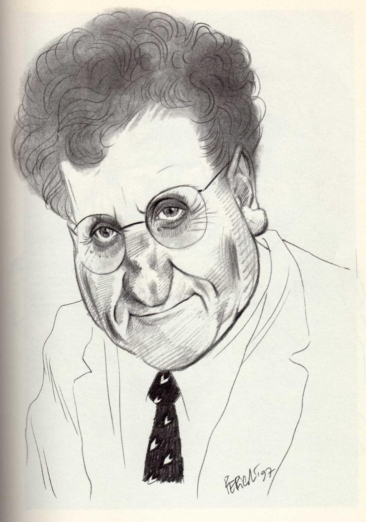 Tullio Pericoli Abraham B.Yehoshua