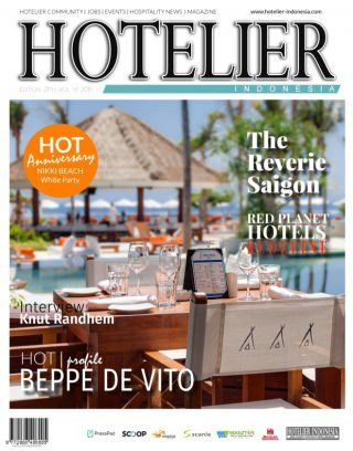 Hotelier Indonesia Edition 21 digital magazine - Read the digital edition by Magzter on your iPad, iPhone, Android, Tablet Devices, Windows 8, PC, Mac and the Web.