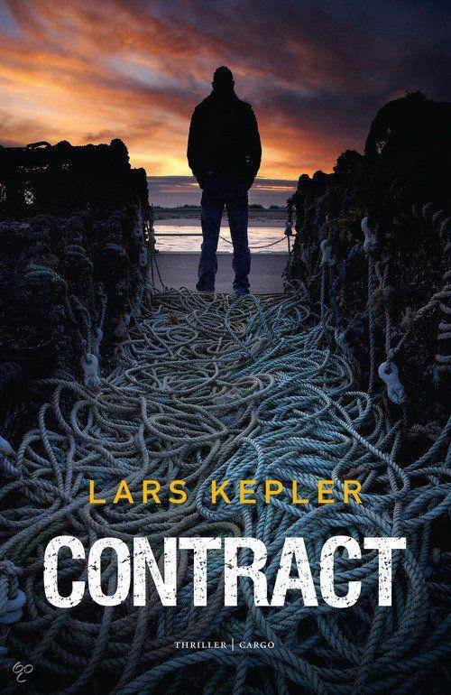 Lars Kepler - Contract