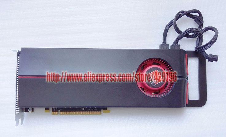 109-C07857-02 Original Radeon HD 5870 1GB(MC743ZM/A) Extension Board For Pro A1186 Ma356 Ma970 A1289,639-0676,639-0677,661-5719