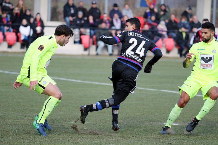 In einer Woche geht die Saison in der Super League weiter. Den letzten Test absolvierte der FC Basel mit einem 1:0 (1:0)-Erfolg gegen den dänischen Erstligisten Esbjerg fB. Das Tor erzielte Mohamed Elyounoussi, und was man an einem guten FCB aussetzen kann, ist, dass es der einzige Treffer blieb.