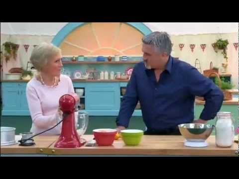The Great British Food Revival (BBC2): An incredibly pretty French cake filled with delicious strawberries and crème pâtissière.