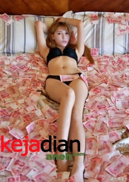 china model tian zizi