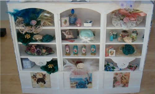 Mini Boutique Cabinet Hobbies Pinterest