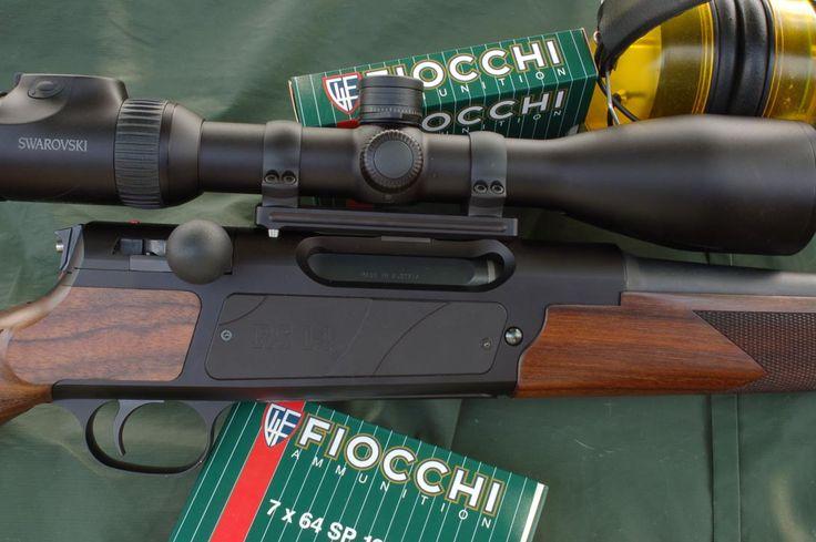 Le carabine Strasser testate per voi presso il poligono di tiro di Carrù e analizzate sotto la lente di Emanuele Tabasso.