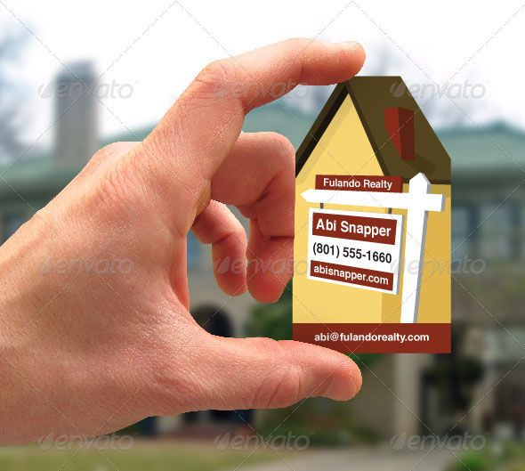 16 free psd real estate business card designs. a collection of ...