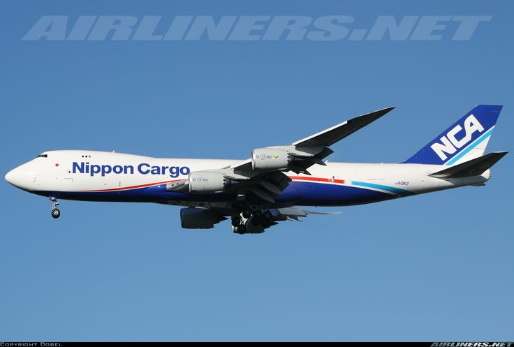 Nippon Cargo Airlines - NCA JA13KZ Boeing 747-8KZF/SCD aircraft picture
