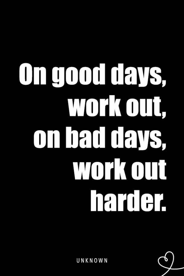 30 Motivational Quotes To Use In Your Gym Selfie Instagram ...