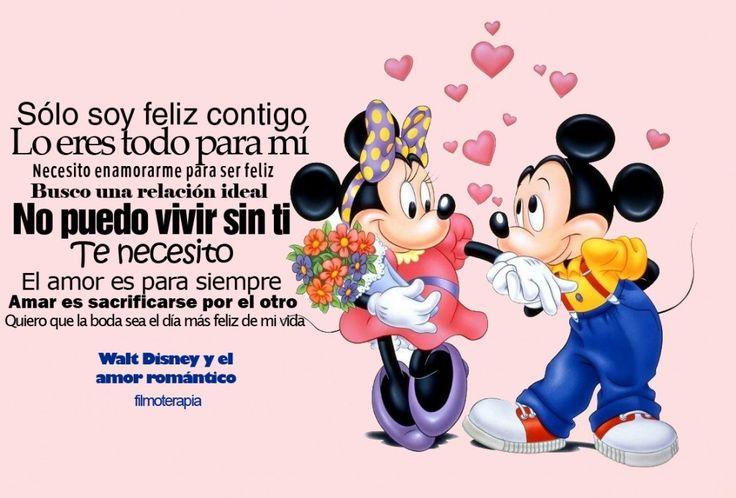 Imagenes Y Frases De Amor De Disney Imagui