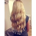 wavy blonde hair Hairstyles and Beauty Tips