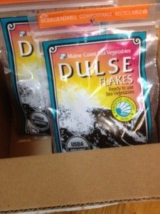 Dulse Flakes Health Benefits and recipe for Vegetarian Miso Soup with Dulse Flakes