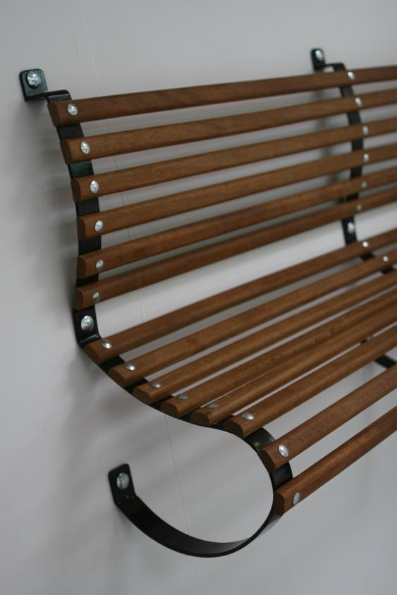 Wall Mounted Bench Outside Pinterest Benches