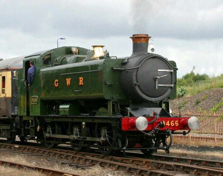 BR (GWR) 94XX class  0-6-0 PT