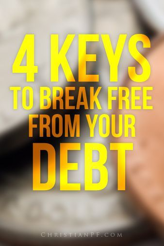 4 keys to paying off debt Debt Payoff Tips, #Debt