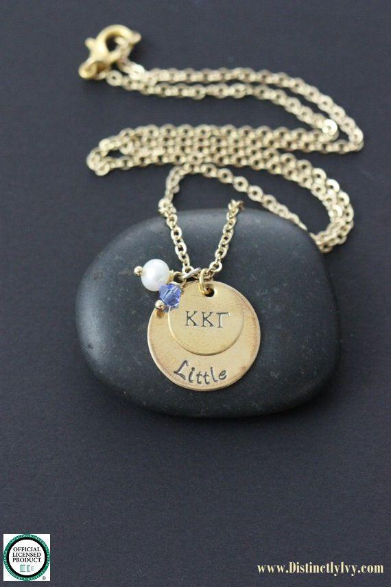 Sale big little sorority necklace back to school for Greek letters for sale