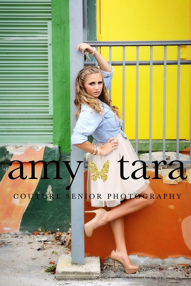 www.amytara.com   senior portrait photo session   Stuart FL portrait photographer   graffiti   tulle skirt