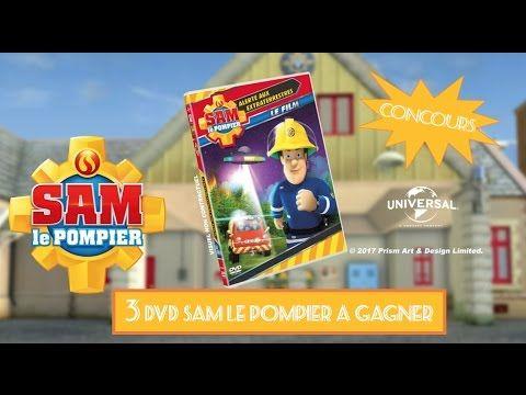 DVD SAM le Pompier - Alerte Extraterrestres - CONCOURS INSIDE