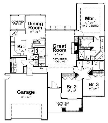 51 Best Images About House Plans On Pinterest House