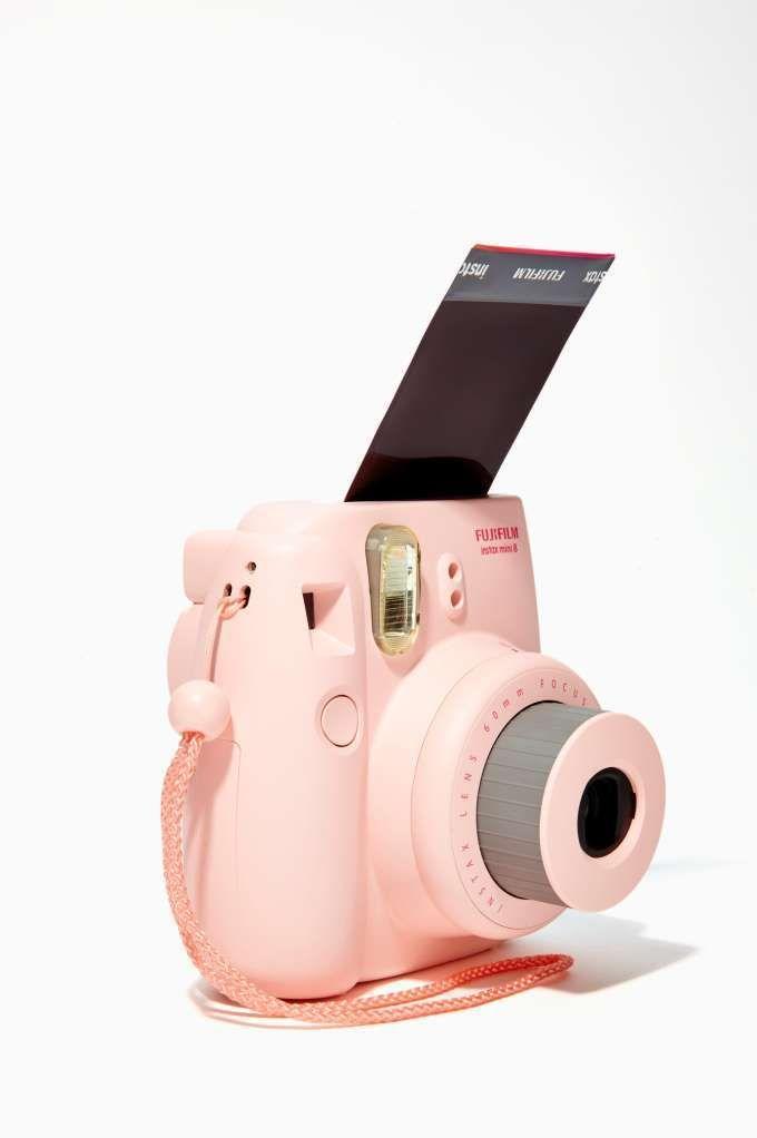 Fujifilm Instax Mini 8 Instant Camera - | | Tech | Accessories | Back In Stock | Play, Girl | Festive Fiend | Tech Nerd | All | For your BFF | Under $100 | Indigo