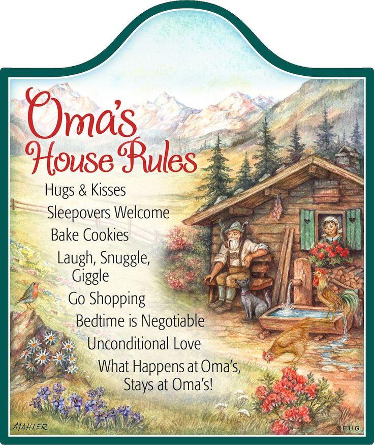 Oma's kuchen duitsland