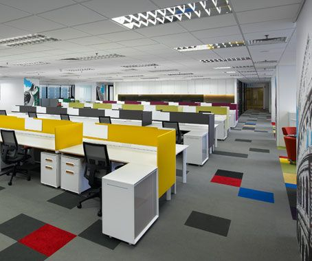 Sherwin Williams Office By M Moser In Kuala Lumpur #bafco #bafcointeriors  Visit Www