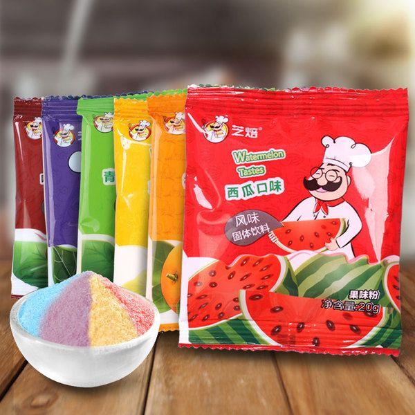 fruit flavours 20 g 2 yaun