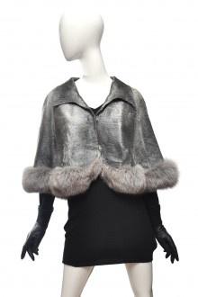 Luxusní paleto jehně liška Pc 205t. 36 38 40  #paleto #kozich