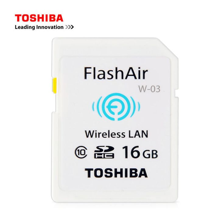 TOSHIBA FlashAir W-03 WIFI SD Card 16G 32G Class10 Flash Memory SD Card WIFI Download Photo Video TO Phone For CANON NIKON etc #Affiliate