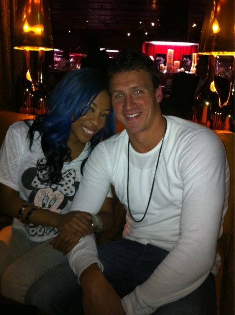 K Michelle And Ryan Lochte Tweets Interracial Couples wi...