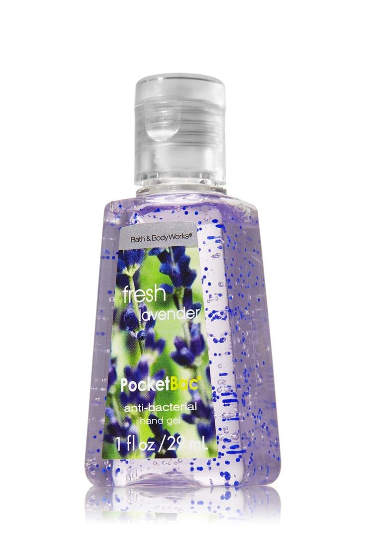 Bath and Body Works Pocketbac Fresh Lavender. Purse