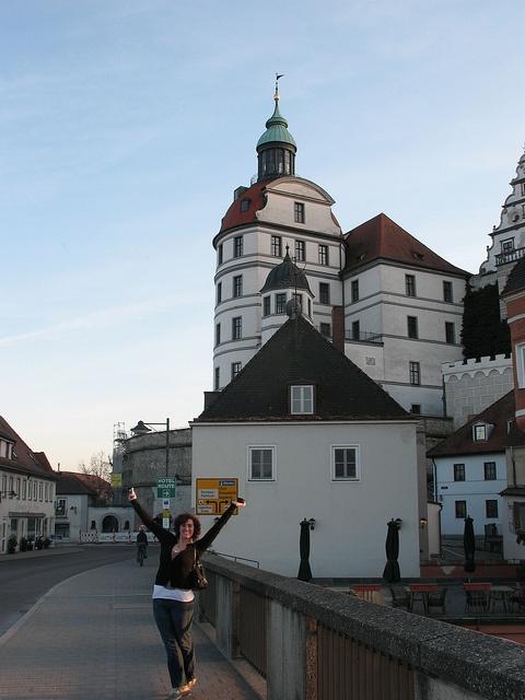 Neuburg an der Donau by nritter, via Flickr