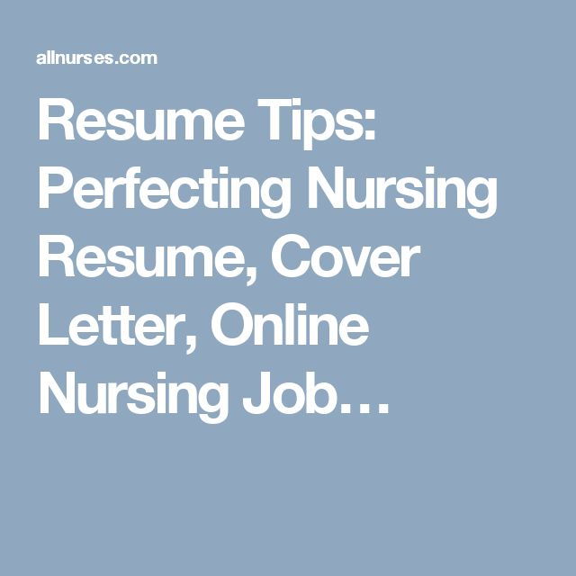 The 25+ best Online cover letter ideas on Pinterest Resume - cover letter for nurse resume