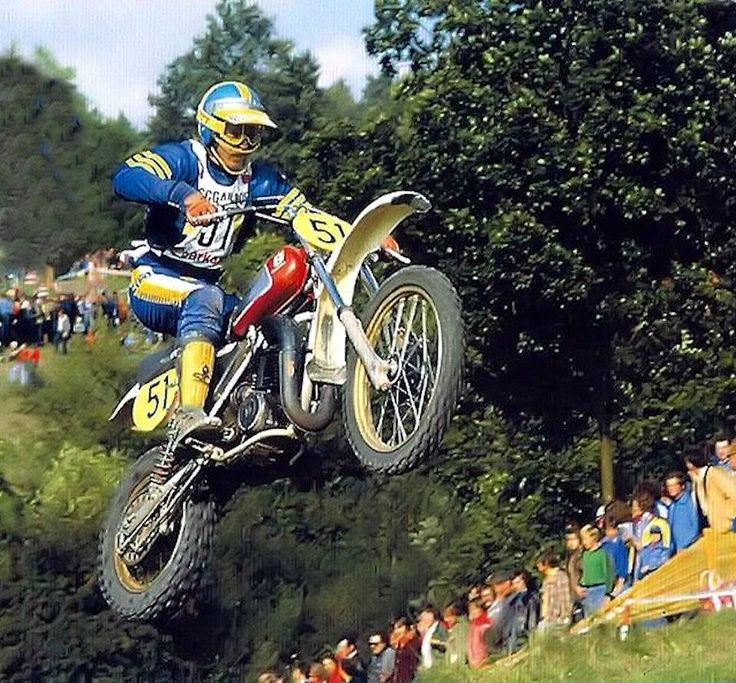 Carlqvist   Motocross legends   Pinterest